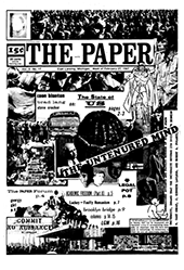 The Paper Vol. II No. 17 — Feb. 27, 1967